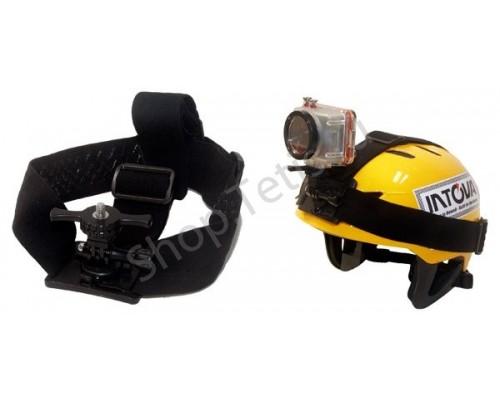 Крепление экстрим-камеры на каску/голову