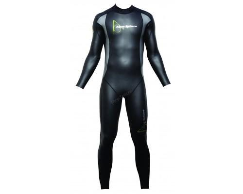 Гидрокостюм для плавания и фридайвинга AquaSkin