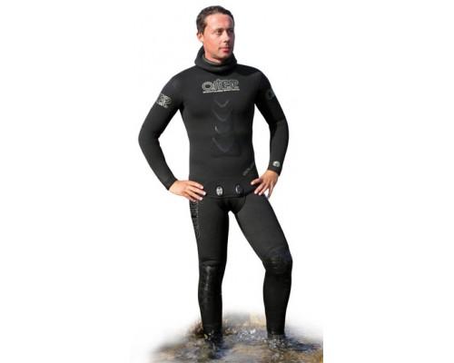 Гидрокостюм для подводной охоты Gold Black