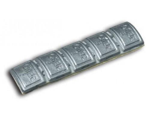 Балластные грузики для ружья 5г х 5 шт, самоклеющиеся