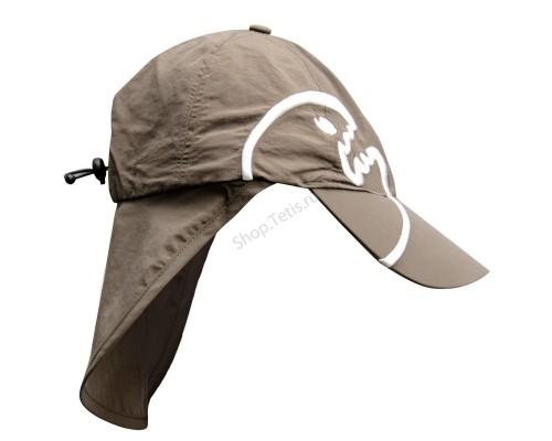 Кепки с защитой шеи UV 200+
