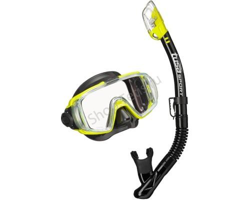 Комплект маска+трубка UC-3125 Black Series