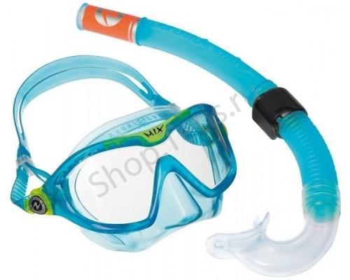 Комплект для плавания MIX маска и трубка