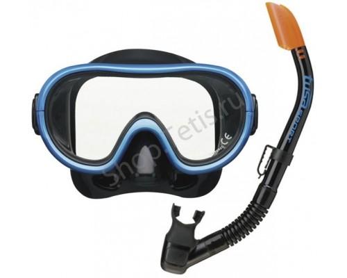 Комплект для сноркелинга маска и трубка UCR0101