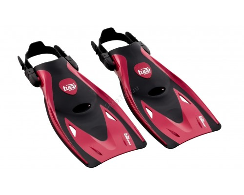 Ласты короткие для плавания Black Series