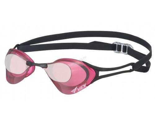 Очки для плавания V-125AMR  зеркальные