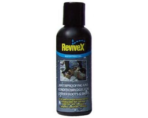 Гель для влагозащиты и ухода за кожаной обувью Revivex®