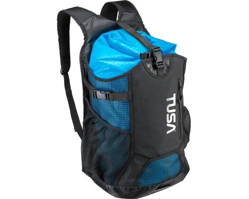 Сетчатый рюкзак с герметичным мешком